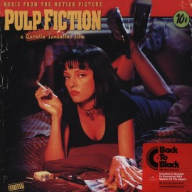 OST : LP PULP FICTION