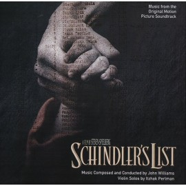 WILLIAMS John : CD Schindler's List