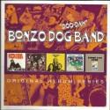 BONZO DOG BAND : CDx5 Original Album Series