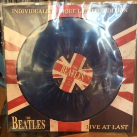 BEATLES (the) : LP Live At Last