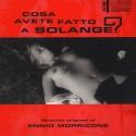 MORRICONE Ennio : LP Cosa Avete Fatto A Solange?