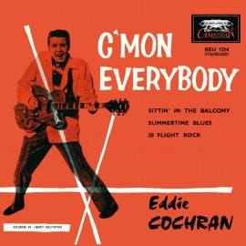 EDDIE COCHRAN : C'mon Everybody