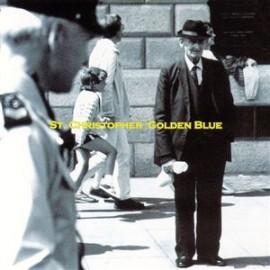 2nd HAND: ST CHRISTOPHER : Golden Blue