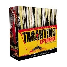 VARIOUS : CDx6 The Tarantino Experience