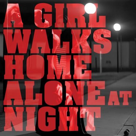 VARIOUS : CD A Girl Walks Home Alone At Night