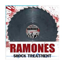 RAMONES (the) : LP Shock Treatment