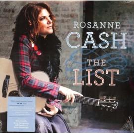 CASH Rosanne : LP The List