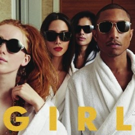 WILLIAMS Pharrell : LP Girl