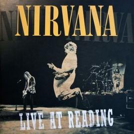 NIRVANA : LPx2 Live At Reading