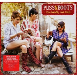 PUSS N BOOTS : LP No Fools, No Fun