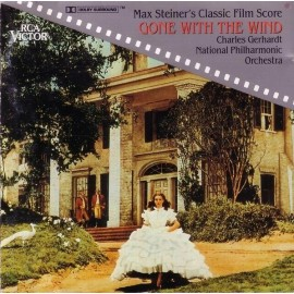 2nd HAND / OCCAS : STEINER Max : CD Gone With The Wind