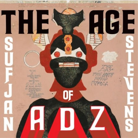STEVENS Sufjan : LPx2 The Age Of ADZ