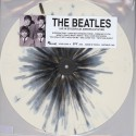 BEATLES (the) : LP Splatter Live In Stockholm, Sweden 24/10/1963