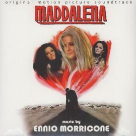 MORRICONE Ennio : LP Maddalena