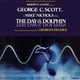 DELERUE Georges : LP OST The Day Of The Dolphin
