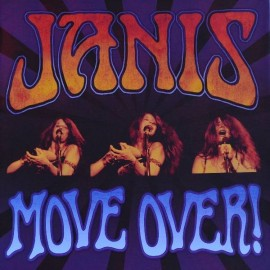 "JANIS JOPLIN : 4x7""EP Move Over"