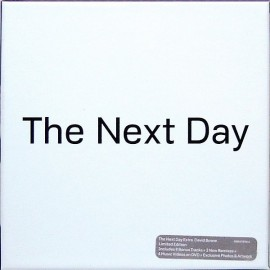 BOWIE David : CDx2+DVD The Next Day