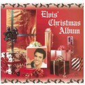 ELVIS PRESLEY : LP Elvis' Christmas Album