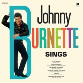 JOHNNY BURNETTE : LP Sings