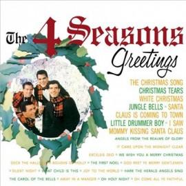 FOUR SEASONS (the) : LP The 4 Seasons Greetings