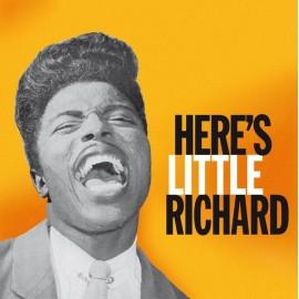 LITTLE RICHARD : LP Here's Little Richard