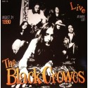 BLACK CROWES (the) : LP Live In Atlantic City August 24 1990