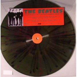 BEATLES (the) : LP Work In Progress - Live At The Star Club Hamburg Germany 1962