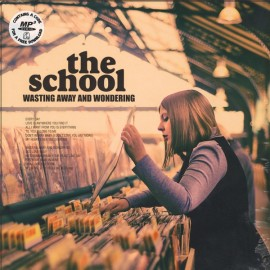 SCHOOL (the) : CD Wasting Away And Wondering