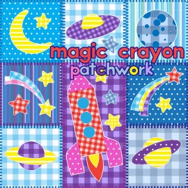MAGIC CRAYON : CD Patchwork