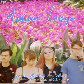 MAKEOUT VERTIGO : CD Can't Always Be There