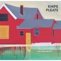 KNIFE PLEATS : CD Hat Bark Beach