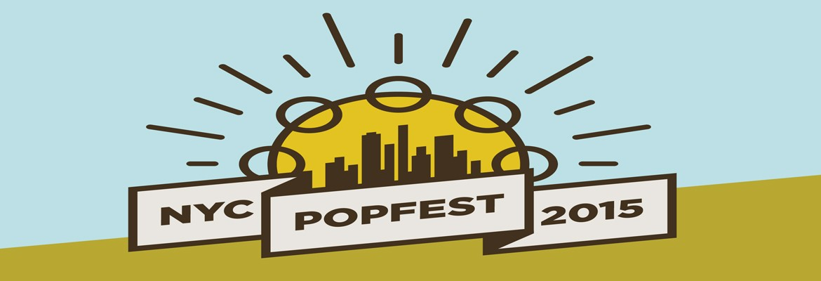 New York City!  NYC Popfest is a 4-day long celebration of indie pop from around the world