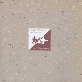 """FINT TILLSAMMANS : 10""""LP Benno Presents Volume 3"""