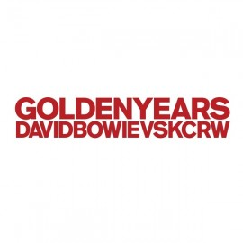 "BOWIE David VS KCRW : 12""EP Golden Years"