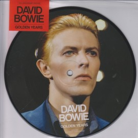 BOWIE David : Picture Golden Years