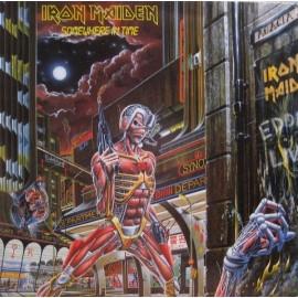 IRON MAIDEN : LP Somewhere In Time