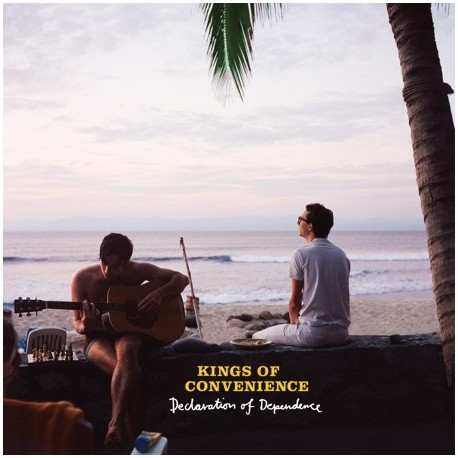 KINGS OF CONVENIENCE : CD Declaration Of Dependence