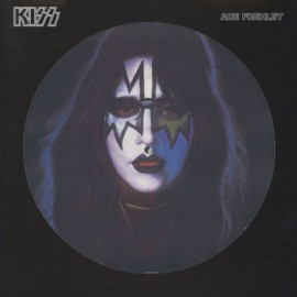 KISS : LP Picture Ace Frehley