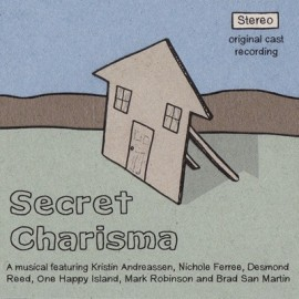 SECRET CHARISMA : Original Cast Recording