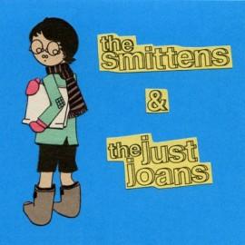 """SPLIT SMITTENS (the) / JUST JOANS (the) 3""""CD"""