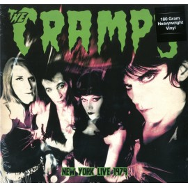 CRAMPS (the) : LP New York Live 1979