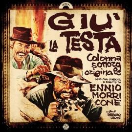 MORRICONE Ennio : LP Giu La Testa