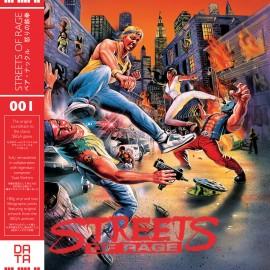 KOSHIRO Yuzo : LP Streets Of Rage