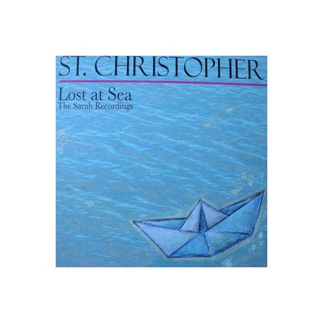 ST CHRISTOPHER : lost At Sea, The Sarah Recording