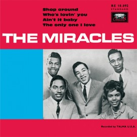 MIRACLES (the) : Shop Around