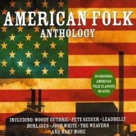 VARIOUS : CDx2 American Folk Anthology