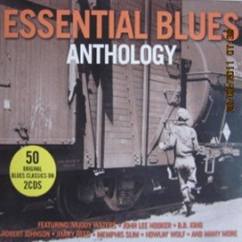 VARIOUS : CDx2 Essential Blues Anthology