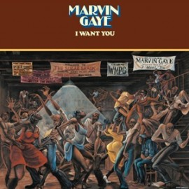 GAYE Marvin : LP I Want You