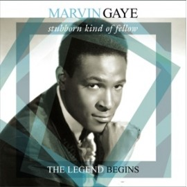 GAYE Marvin : LP Stubborn Kind Of Fellow / The Legend Begins