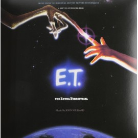 WILLIAMS John : LP E.T. The Extra-Terrestrial